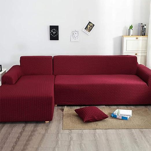 Funda Sofa Chaise Longue, Cuatro Estaciones Universal Tejido ...