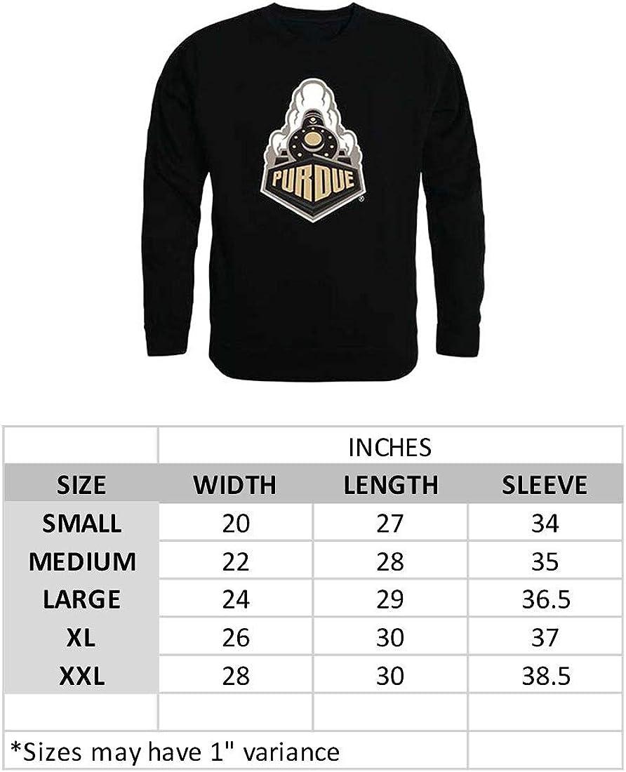 QU Quinnipiac University Game Day Crewneck Pullover Sweatshirt Sweater