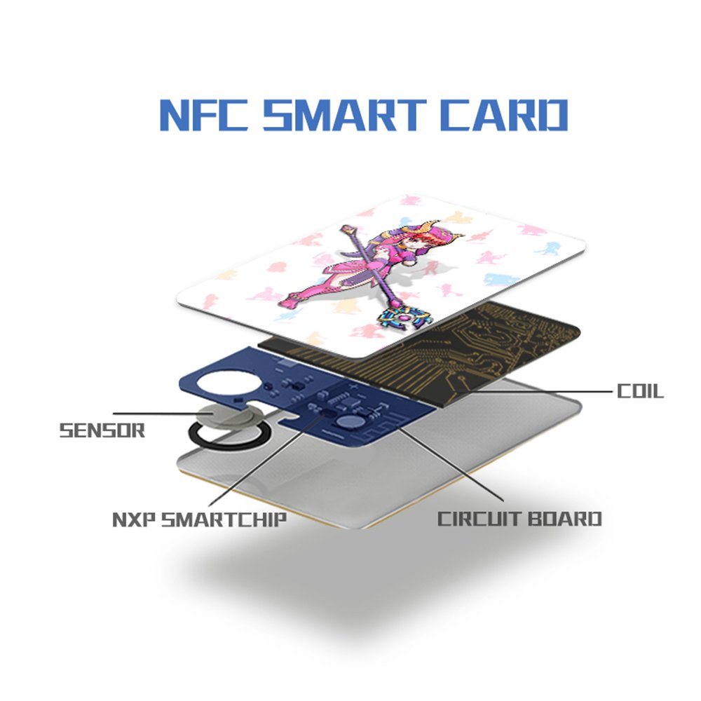 Amazon.com: NFC Tag - Tarjetas de juego para la leyenda de ...