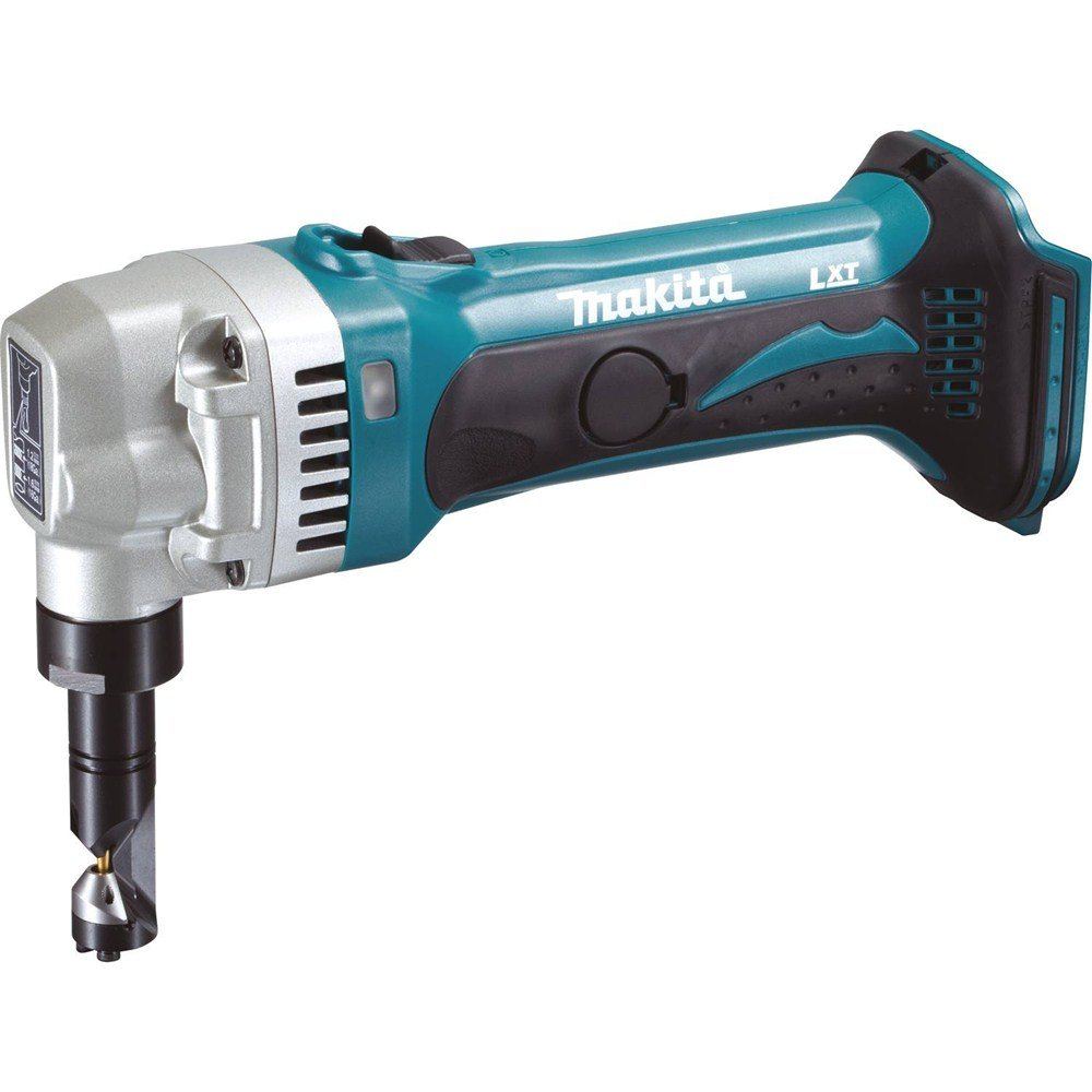 Makita XNJ01Z 18V LXT Lithium-Ion Cordless 16 Gauge Nibbler, Tool Only