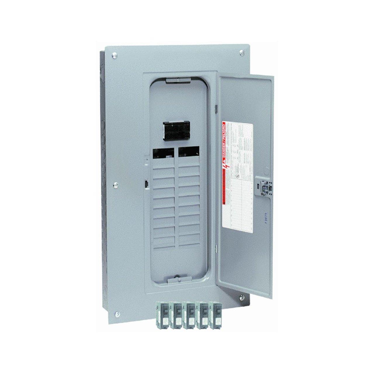 Square D Co. HOMVP5 Homeline Load Center Remodeler Pack - Hydraulic ...