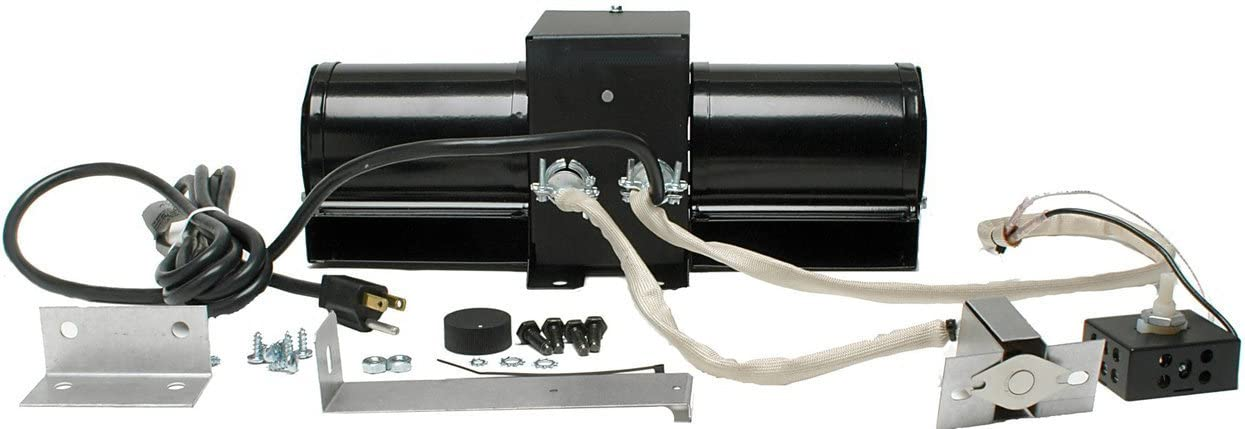 Stardance FK26 Fireplace Blower for Dutchwest SNV30 115V Rotom Replacement # R7-RB27