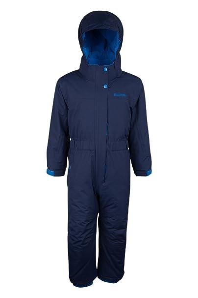 0f208e4bd Amazon.com  Mountain Warehouse Cloud All in 1 Kids Snowsuit ...