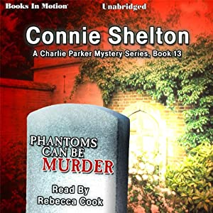 Phantoms Can Be Murder Audiobook