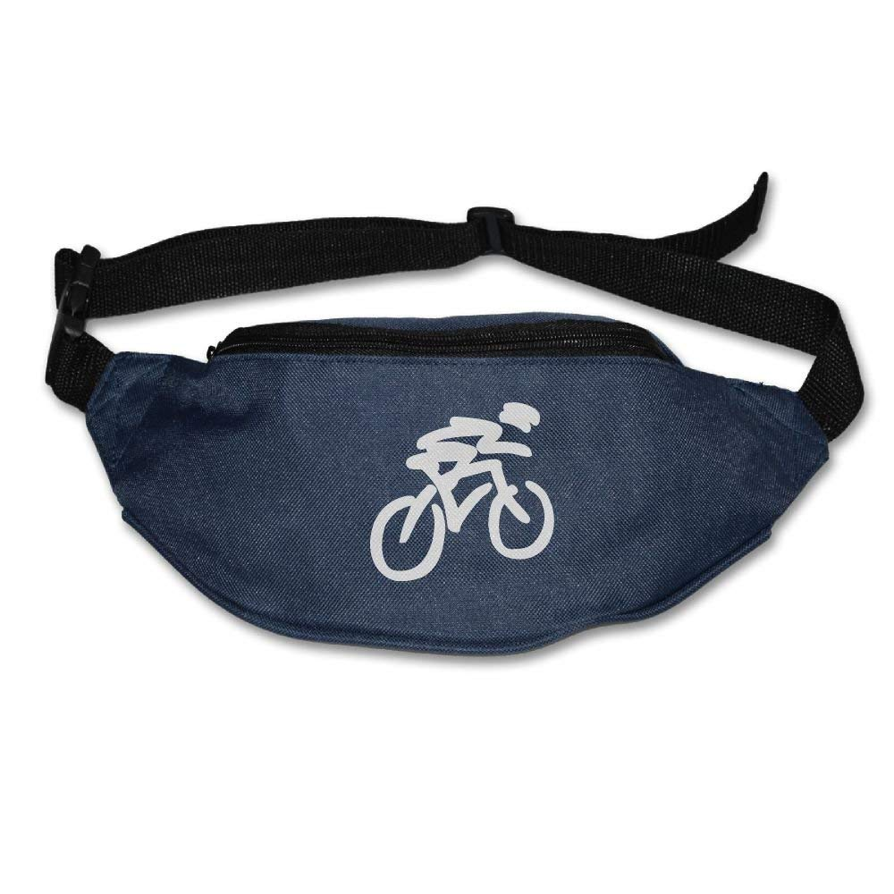 Waist Purse Bicycle Riding Logo Unisex Outdoor Sports Pouch Fitness Runners Waist Bags