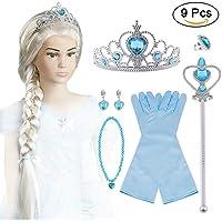 Vicloon Princesa Vestir Accesorios Regalo ConjuntoVicloon Princesa Vestir