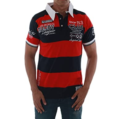 Polo Geographical Norway Rayas S: Amazon.es: Ropa y accesorios