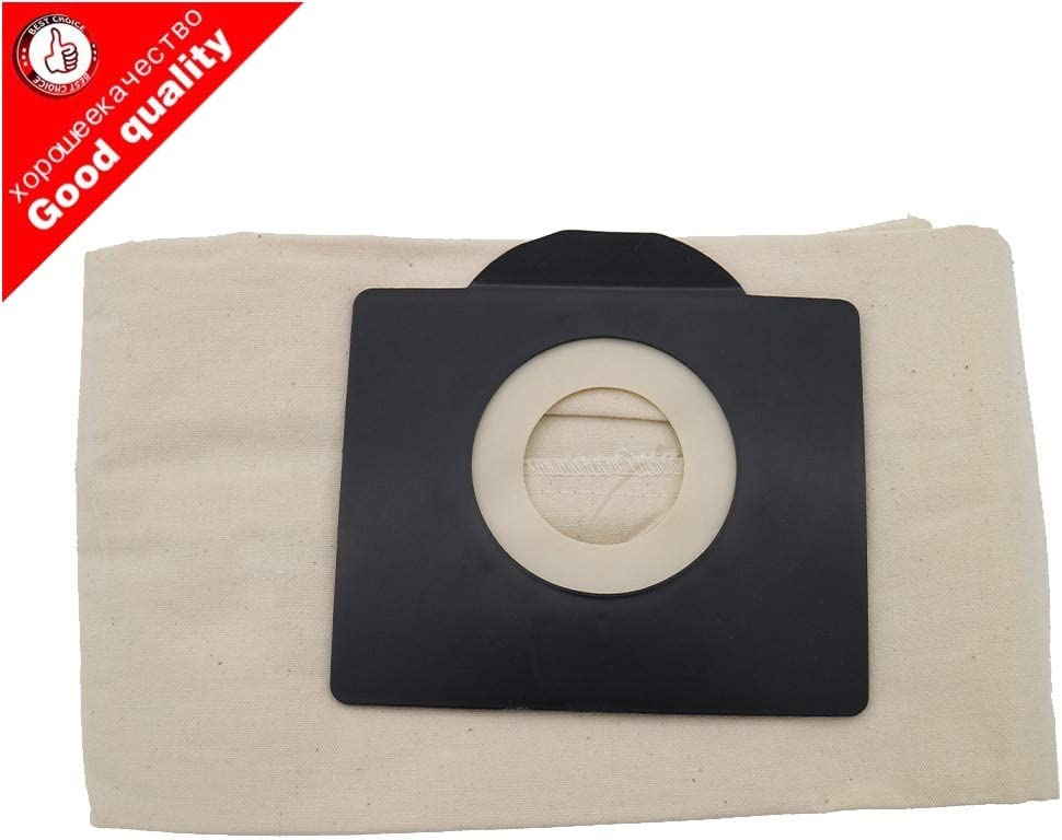 JangGun Store - Bolsas de Polvo de Gamuza Lavables para aspiradoras Karcher WD3 MV3 SE4001 A2299 K2201 F K2150: Amazon.es: Hogar