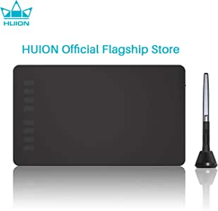 Huion INSPIROY H950P Digital Graphics Drawing Pen Tablet with Battery-Free Pen 8192 Pressure Sensitivity (FBA-H950P)