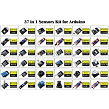 37-in-1 sensor kit,arduino sensor kit starter,arduino sensor pack