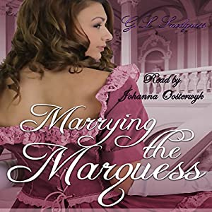 Marrying the Marquess Audiobook