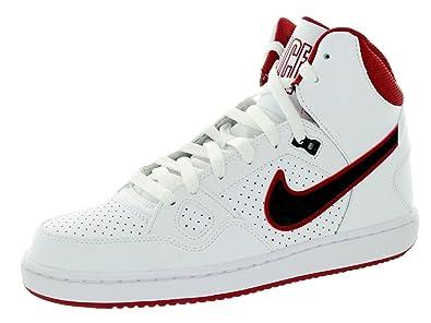NIKE 616281 102, Herren Sportschuhe Basketball, Blanco (Weiß Rot (Weiß Blanco ... 6a108a
