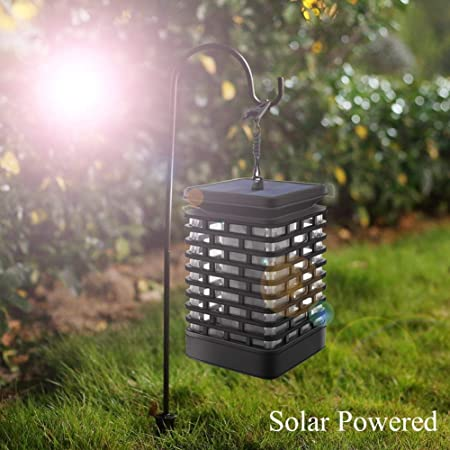 side facing eoyizw solar flame lanterns