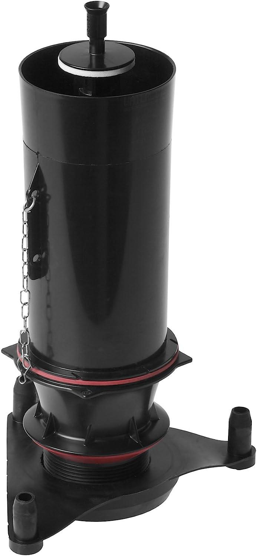 KOHLER K-1117210 Flush Valve Kit, 1.28,Black