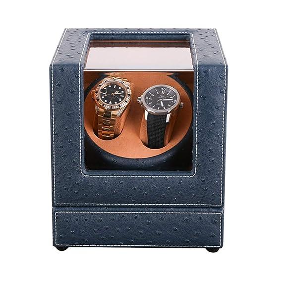 Automatico Cajas Giratorias para Relojes, De Lujo Doble De ...