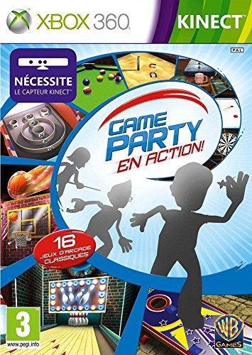 Game Party: In Motion - Xbox 360 by Warner Bros