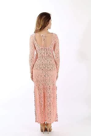 Opera Pink Casual Dress For Women