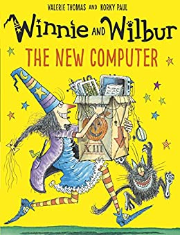 Winnie and Wilbur: The New Computer (Winnie the Witch) by [Paul, Korky, Thomas, Valerie]