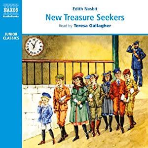 New Treasure Seekers Audiobook
