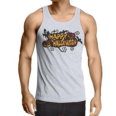 lepni.me Camisetas de Tirantes para Hombre Búhos ...