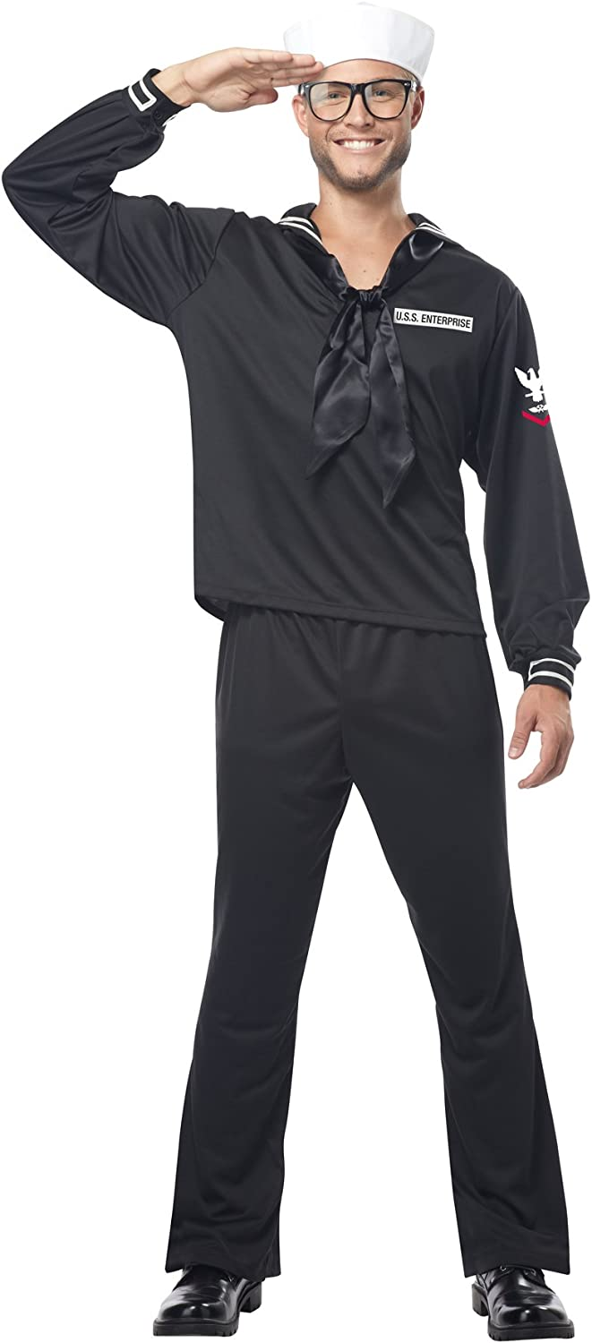 California Costumes Navy Costume