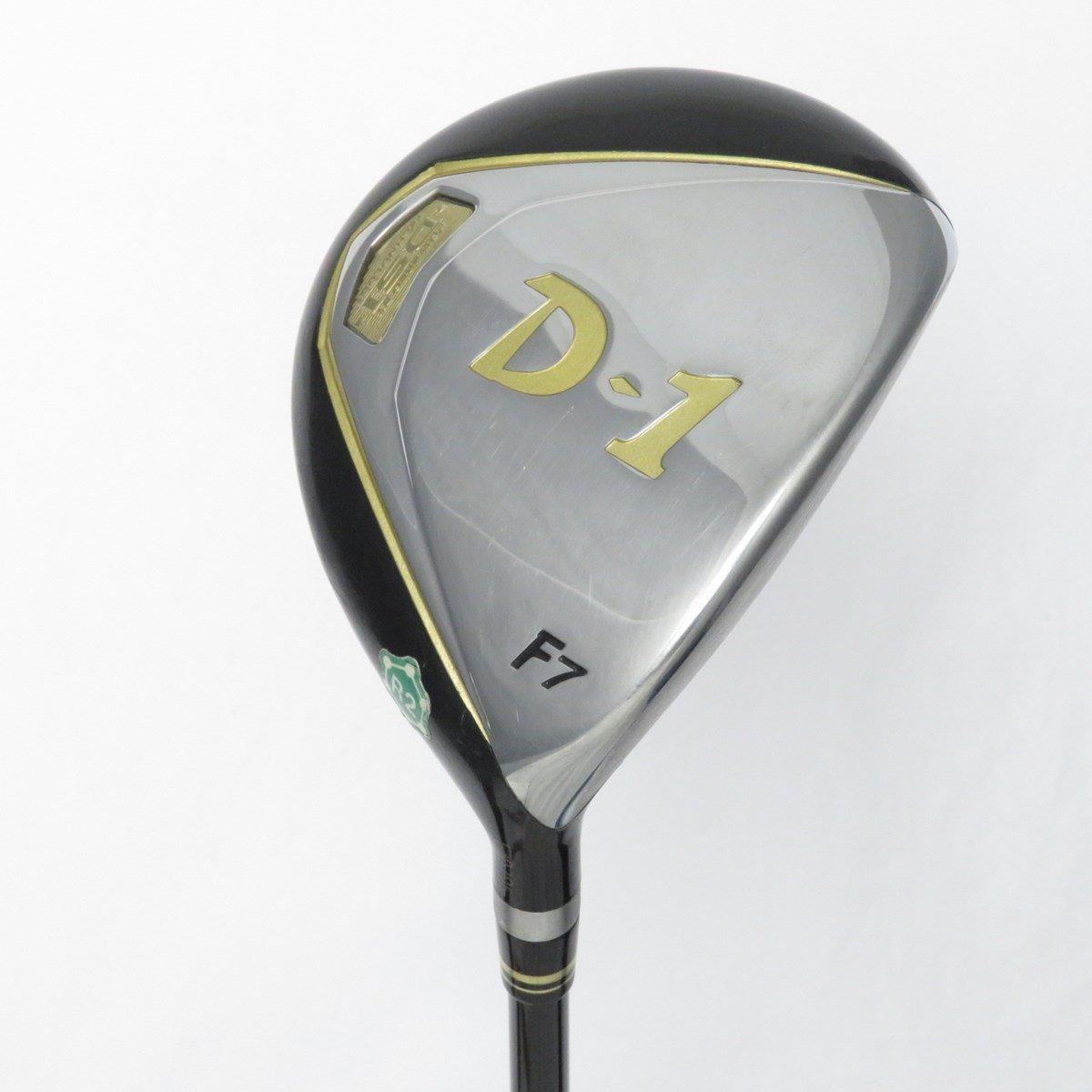 【中古】リョーマ ゴルフ RYOMA GOLF Ryoma D-1 F(メーカー公認中古) フェアウェイウッド Tour AD RYOMA F 【7W】 B07D7V1BY2  R2