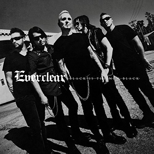Cassette : Everclear - Black Is The New Black [explicit Content] (Cassette)