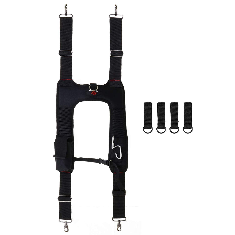 Tirantes para cintur/ón de herramientas con correa de mu/ñeca magn/ética TradeGear