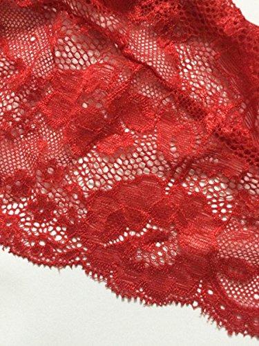 TURBOMSUN - Salto de cama - para mujer Rosso