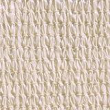 SUNNY GUARD 12' x 16' Cream Rectangle Sun Shade