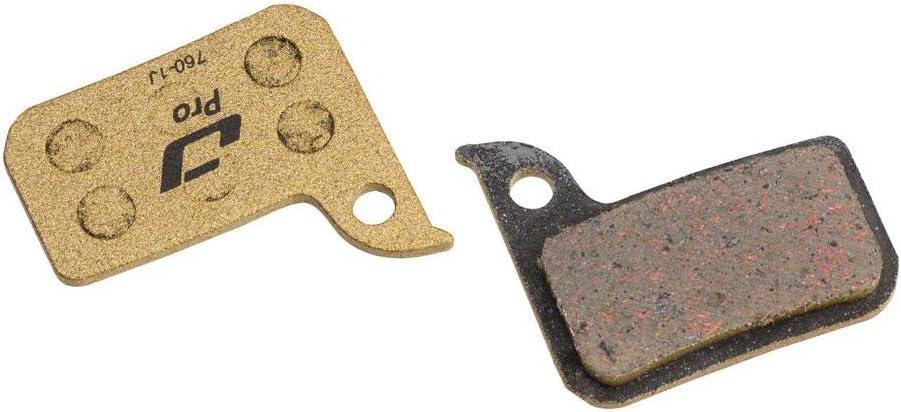 Metallic Hydraulic DISC BRAKE PADS FOR SRAM HRD Red 22 B1 4 Pairs Bicycle Semi