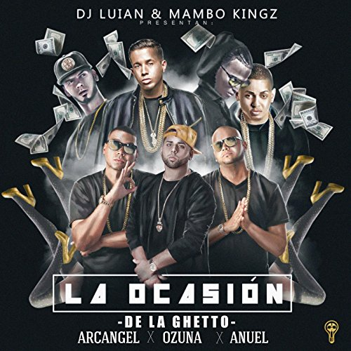 La Ocasion (feat. Arcangel, Oz...