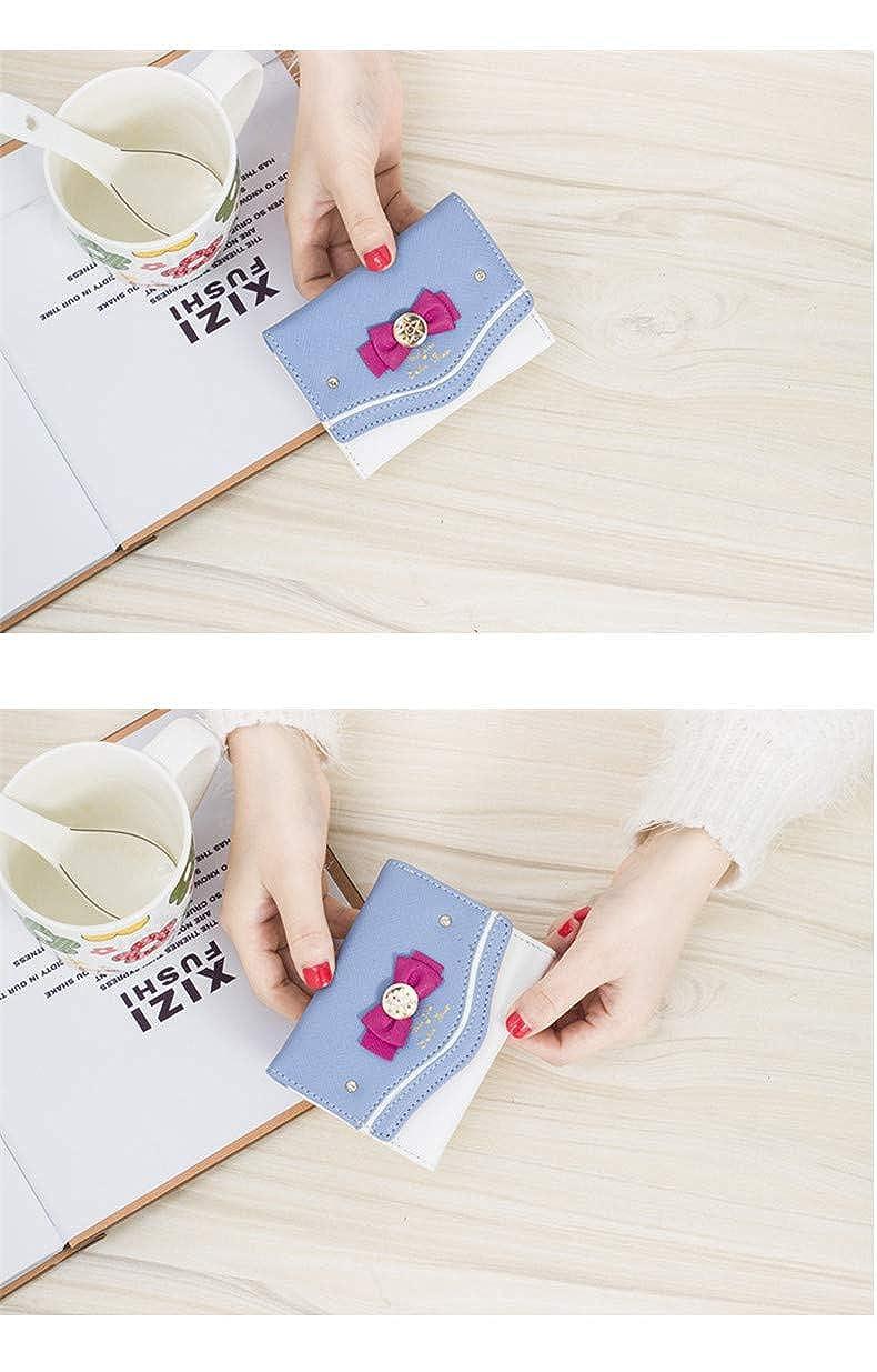 Sailor Moon Small Wallet Kawaii Tsukino Usagi Card Holder Wallet for Girls