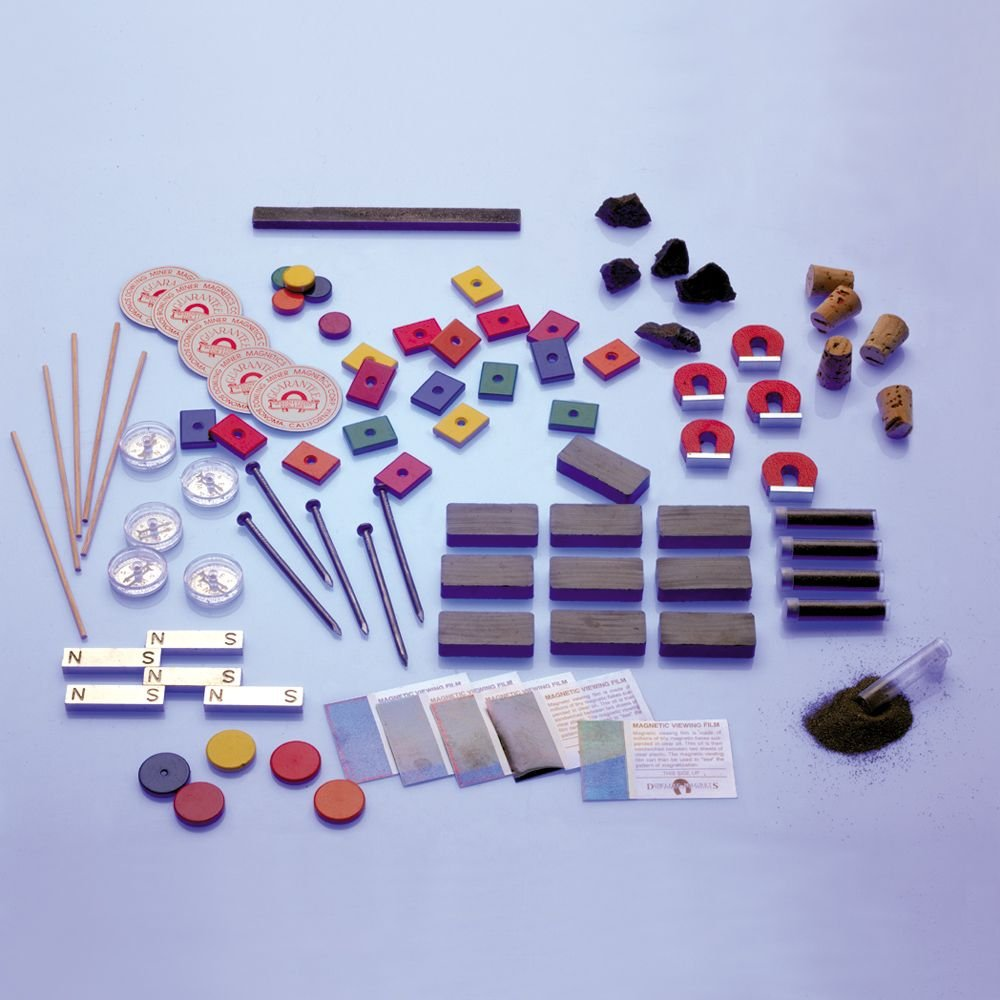 Magnetic Classroom Attractions Kit, Kit 2 by Carolina Biological Supply Company (Image #1)
