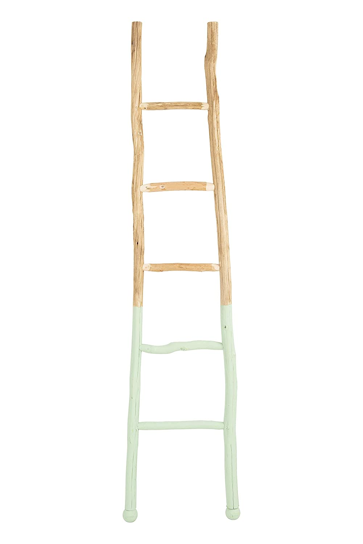 Amazon.com: Creative Coop - Escalera decorativa con diseño ...