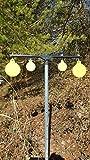 ar500 1 2 inch steel target - AR500 Steel Gong Target System