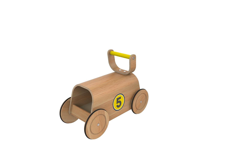 Inconnu Mamatoyz Racer, Rutscher aus Holz: Amazon.es: Juguetes y ...