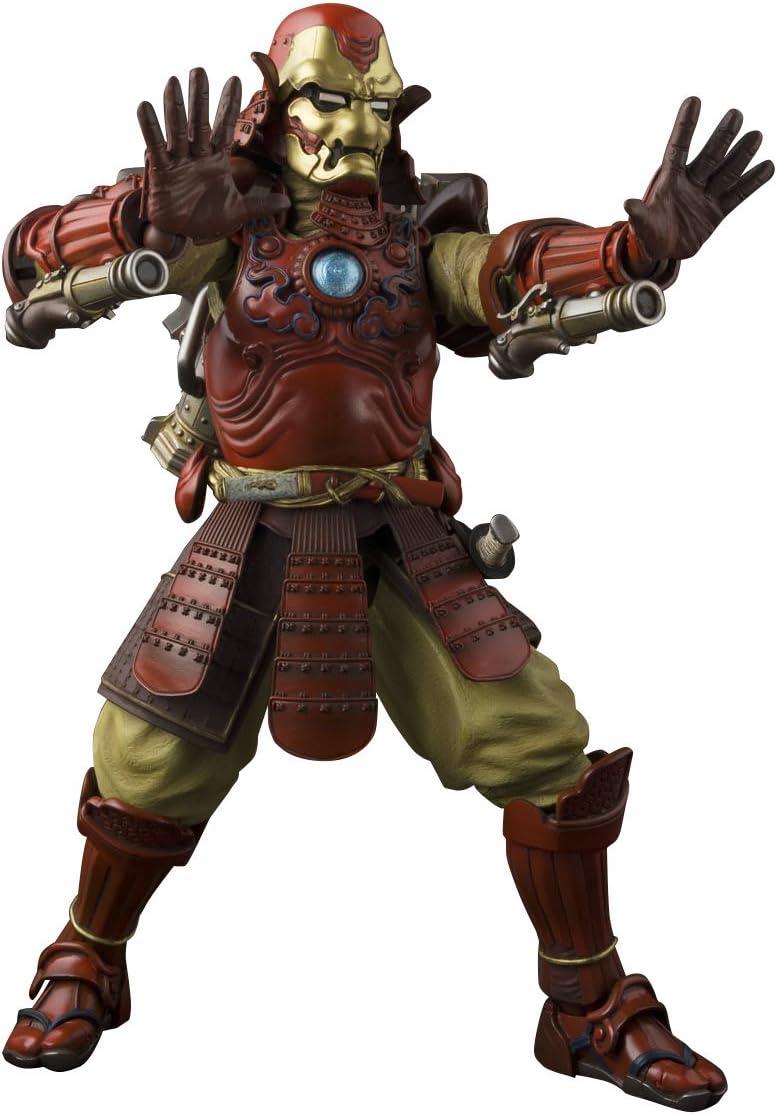 Bandai Tamashii Nations Manga Realization Samurai Iron Man Marvel Action Figure