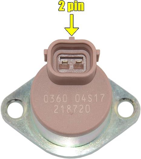 Saugregelventil Für Dieselkraftstoffpumpe 9665523380 6c1q9358ab Kompatibel Mit Transit Mk7 2 2 2 4 3 2 Tdci Transit Tourneo 2 2 Tdci Lr009837 1920qk Auto