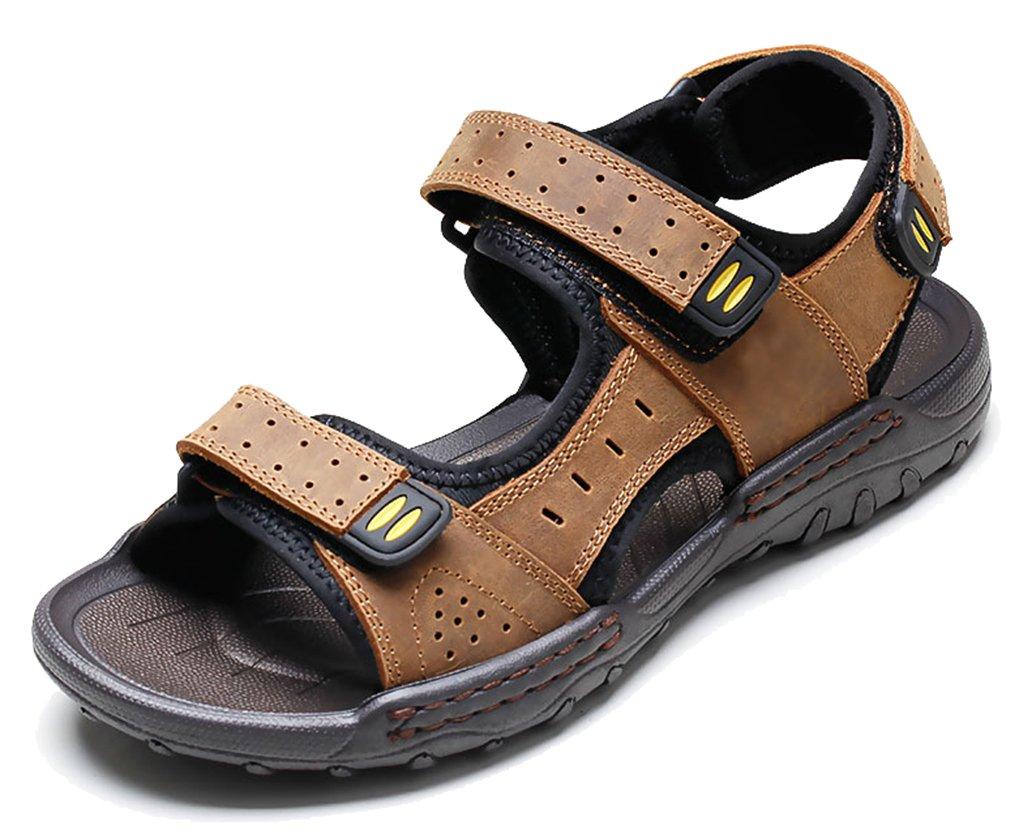 Femaroly - Flip-Flop Hombre 42 EU|Marrón Zapatos de moda en línea Obtenga el mejor descuento de venta caliente-Descuento más grande