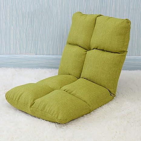 Sillón de meditación Plegable con un Solo sofá, sillón sin ...