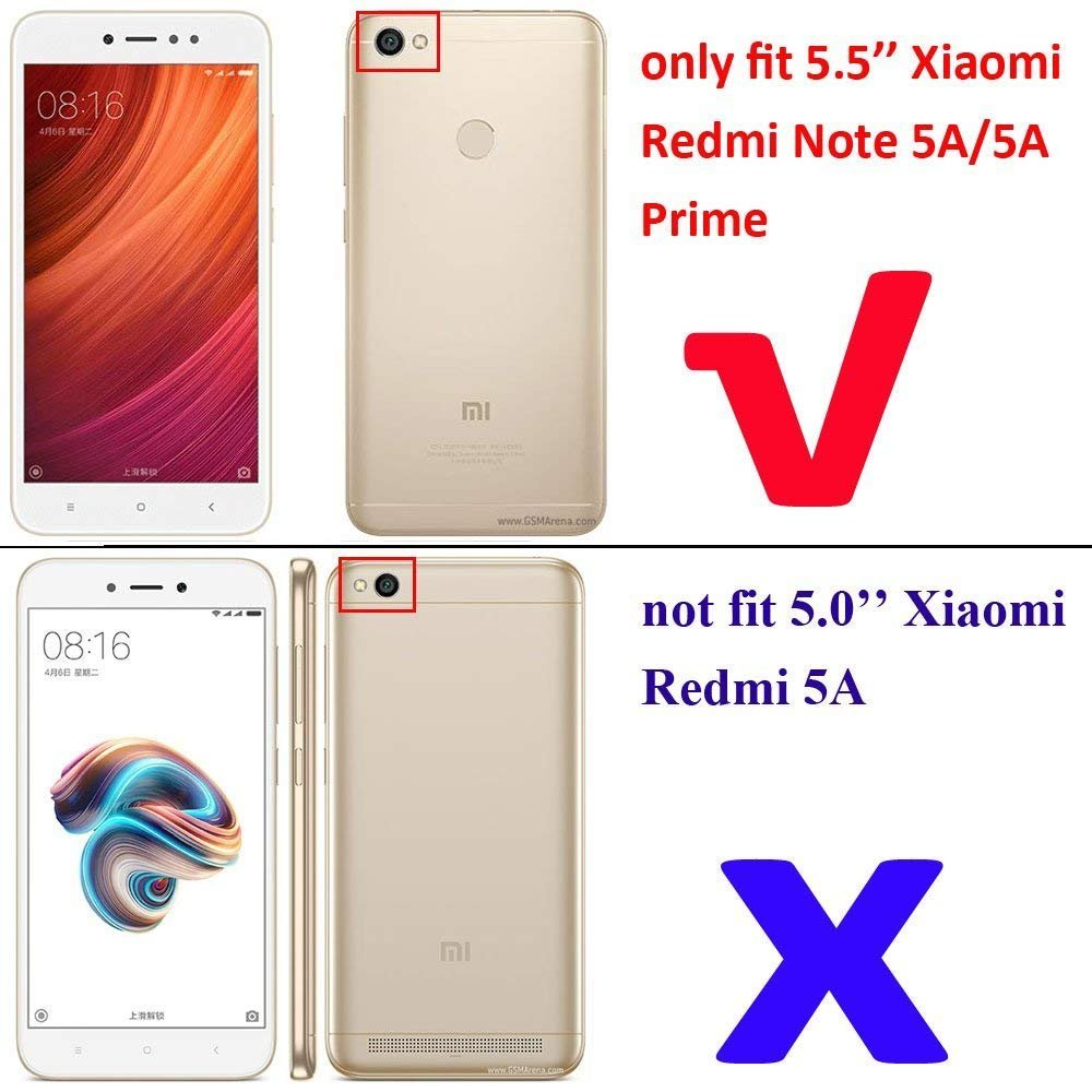 Amazon.com: Xiaomi Redmi Note 5A (4G alta edición) Full ...