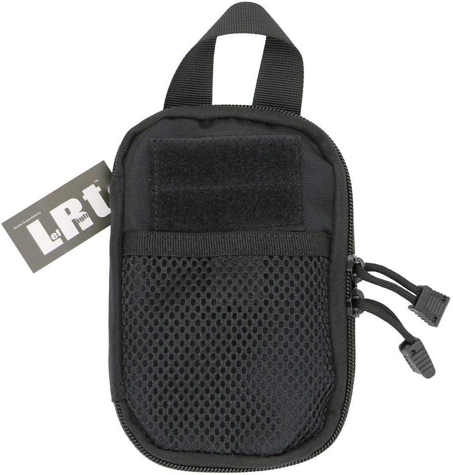 LefRight Mini T/áctica Molle EDC Bolsa de Organizador de Bolsillo Compacto