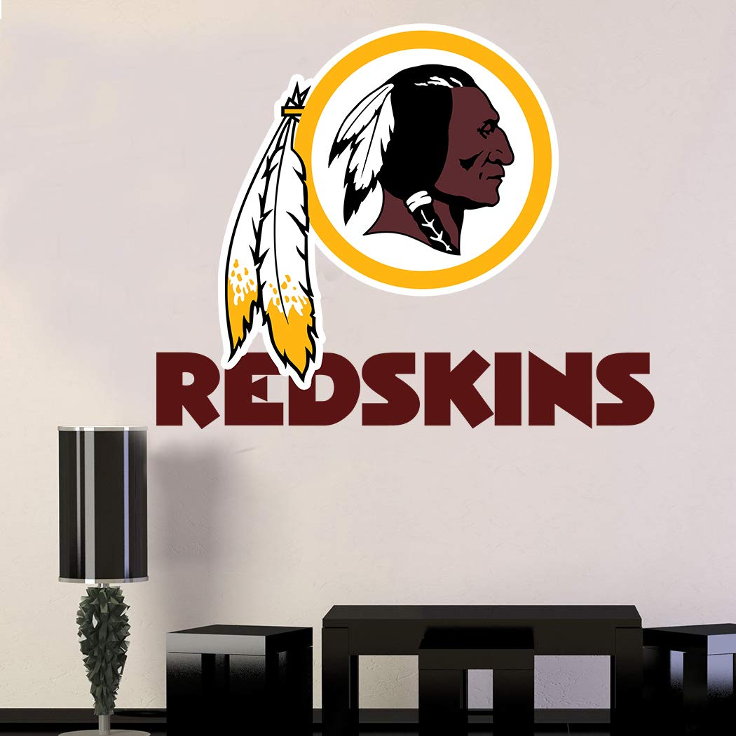 ZF-Flaunt Wall Stickers for Bedroom Living Room 50x45 Inch,Boys Kids Room Wall Decor Removable Vinyl Art Mural Football Sport Game Decals by ZF-Flaunt