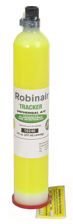Robinair 16240 Tracker Universal A/C Fluorescent Dye