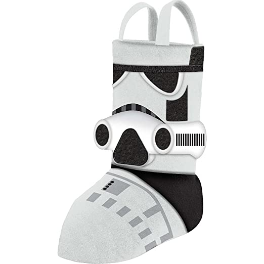 Star Wars Jumbo Standing Christmas Stocking