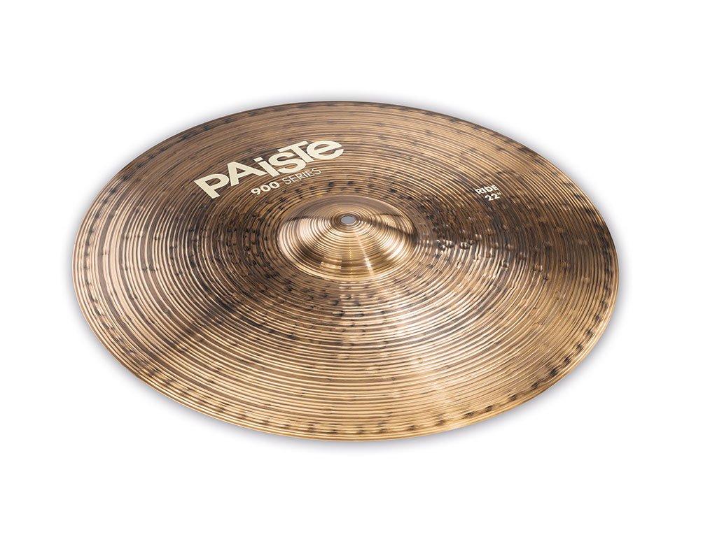 Paiste 900 Series Ride Cymbal - 22''