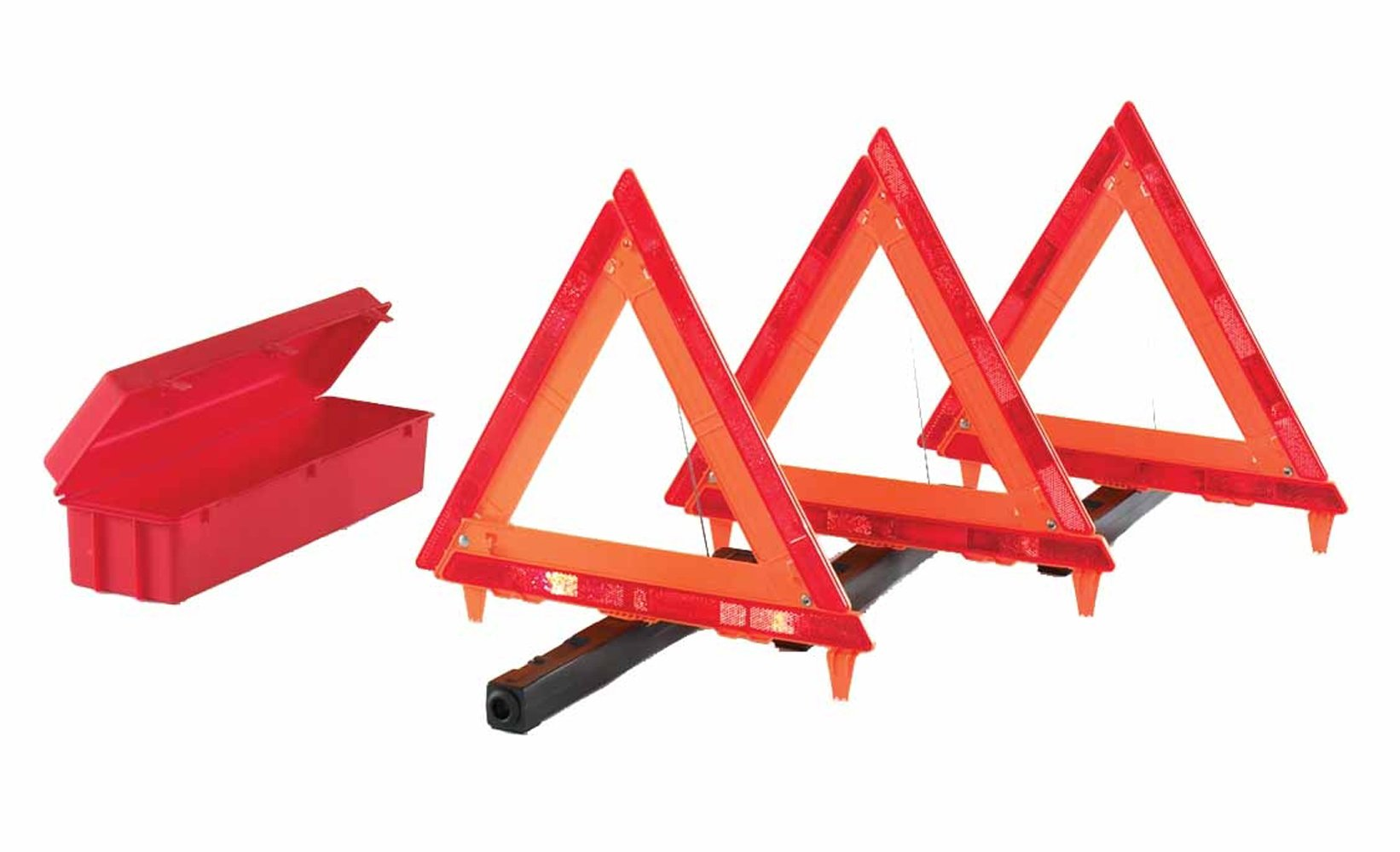 Cortina 95-03-009 3 Piece Triangle Warning Kit by Cortina