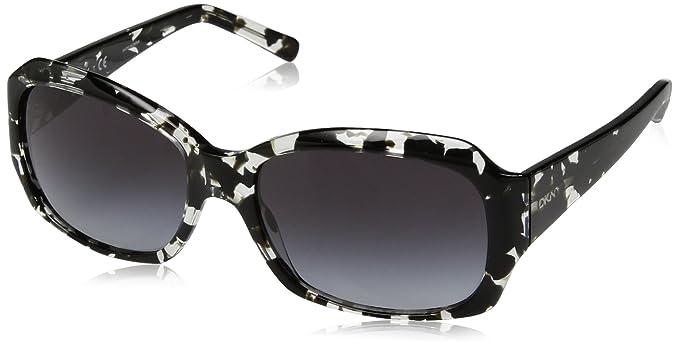 DKNY 0Dy4048 Gafas de sol, Grey Tortoise, 55 para Mujer ...