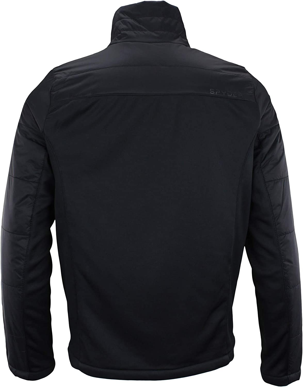 Pick A Color Spyder Mens Stealth Power Stretch Jacket